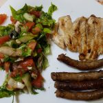 Healthy Croatian Salad