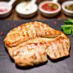 Turkey Breast and Lettuce Salad