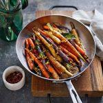 Cumin-Spiced Carrots - Algerian Recipe